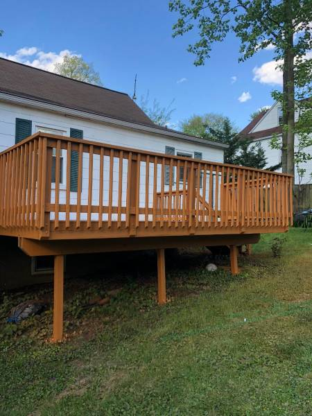 Project Gallery Deck Staining And Restoration Contractor